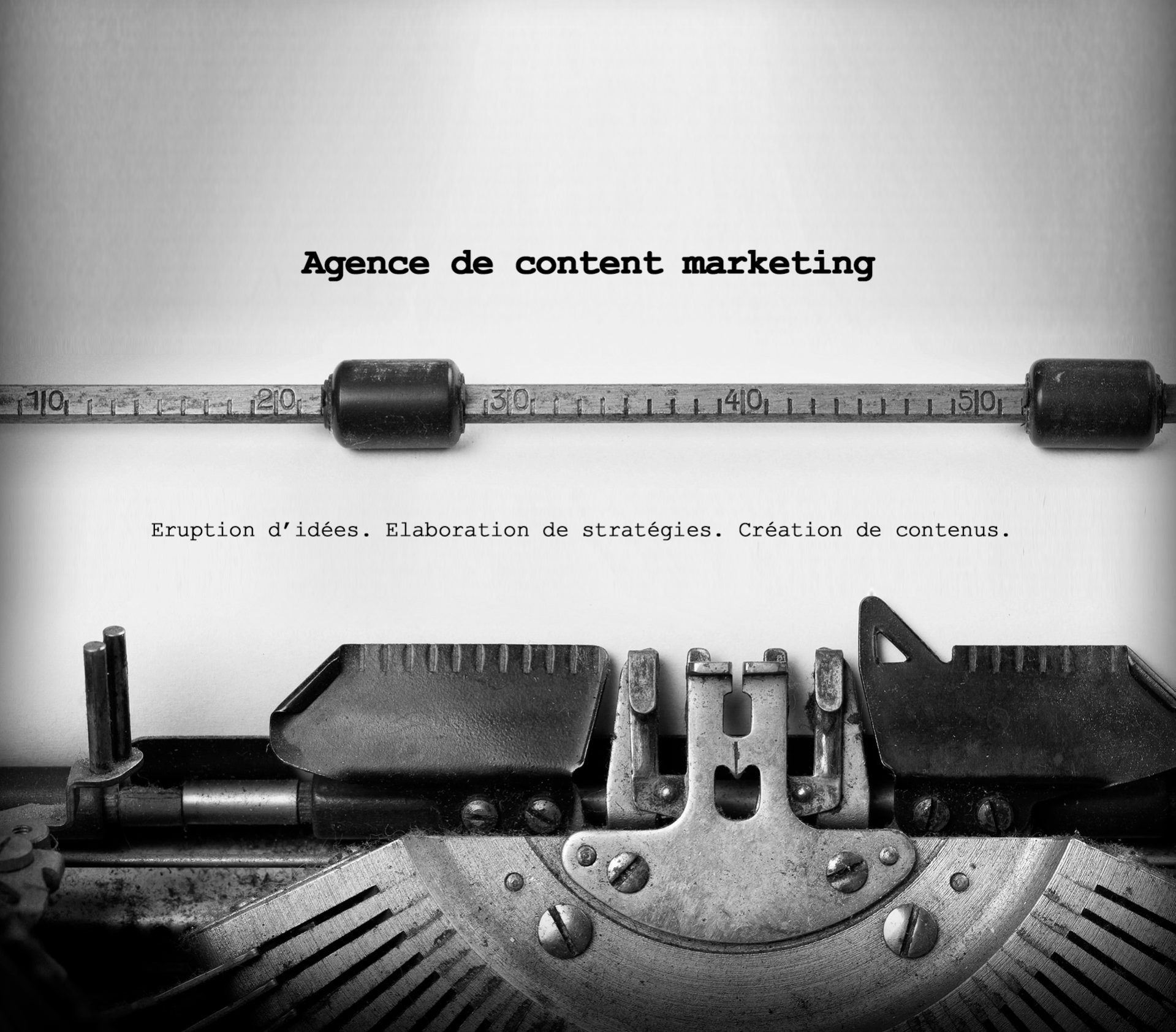 Agence de content marketing